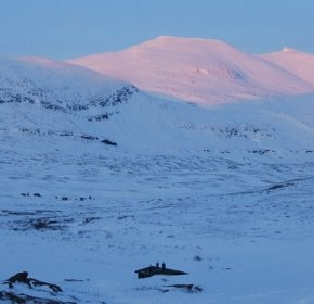 The landscapes of Kungsleden