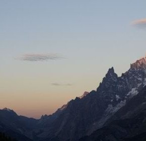 Tour del Mont Blanc Exprs, 8 das intensos de trekking