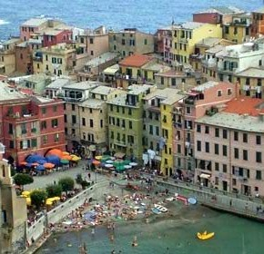 Flights to Genoa for hiking trip to Cinque Terre