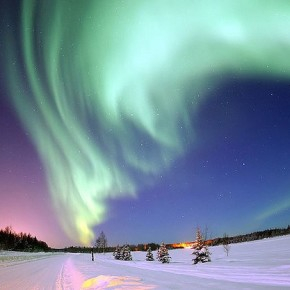 The Northern Lights: Aurora Borealis- Aurora Australis
