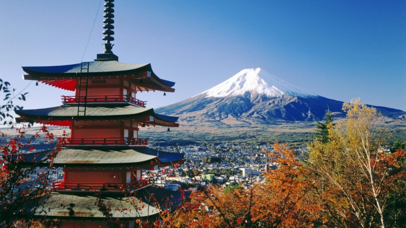 Japon Plans to travel in summer