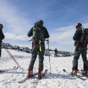 Rescue Groups and Mountain Intervention of the Guardia Civil