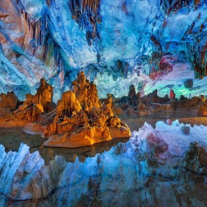 7 SPECTACULAR CAVES OF THE PLANET