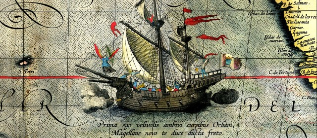 [Ephemeris...] Great feats: the passage of Strait of Magellan