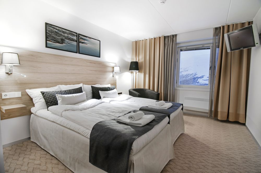 Accommodation in the Lapland Resort (Abisko)